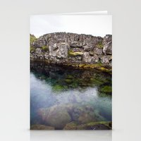 The Ripple Effect  Stationery Cards