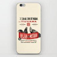Cockfight! iPhone & iPod Skin