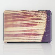 Book Pages iPad Case
