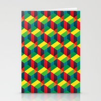 Construct (colour) Stationery Cards