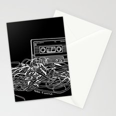 Noir Relax & Unwind Stationery Cards