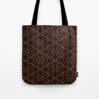 Tribal Pattern 1-1 Tote Bag
