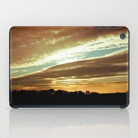 Dawn On The Side iPad Case