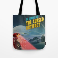 In Search of the Cursed Artifact Tote Bag
