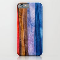 iPhone & iPod Case featuring Behind the Curtains by Anthony M. Davis