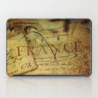 I ♥ France iPad Case