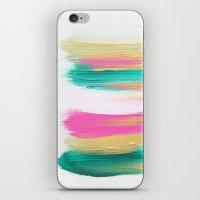 Colors 223 iPhone & iPod Skin