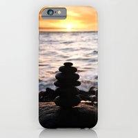 Balanced Stones iPhone 6 Slim Case