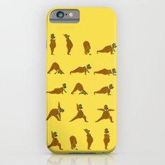 Yoga Bear - Classic iPhone 6s Slim Case