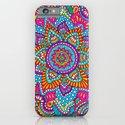 Expanding Petals iPhone & iPod Case