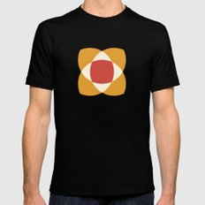 Intersection Mens Fitted Tee SMALL Black