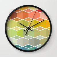 Flaneur Wall Clock