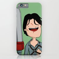 Adventure Time with Ash iPhone 6 Slim Case