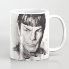 Spock Star Trek Mug