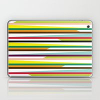 Irregular stripes #1 Laptop & iPad Skin