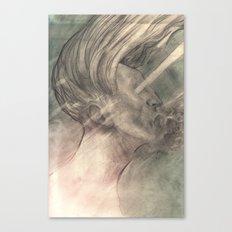 Panspermia 3 Canvas Print