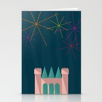 Princess Castle | Disney inspired Stationery Cards