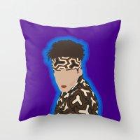 Derek Zoolander Throw Pillow