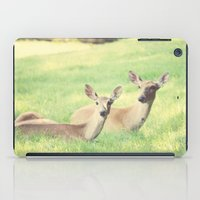Oh, Deer iPad Case