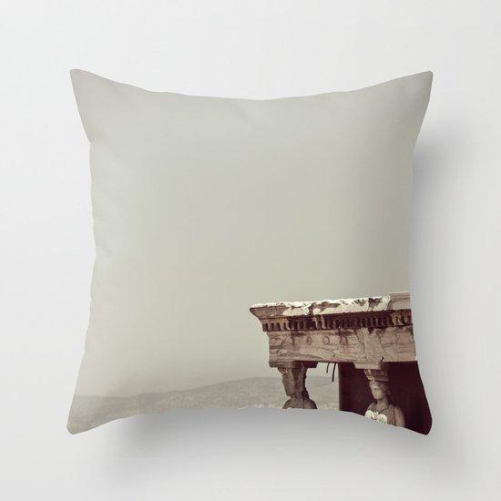 Athina Throw Pillow