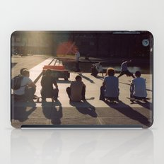Us and Them iPad Case