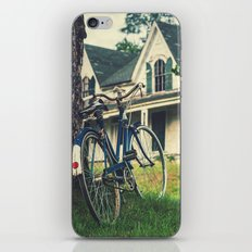 Left in the Front Yard iPhone & iPod Skin