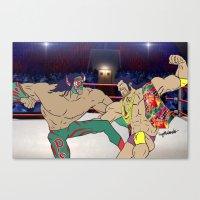 Razor Ramone Canvas Print