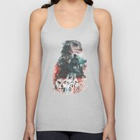 Not What They Seem Inspired by Twin Peaks Unisex Tank Top