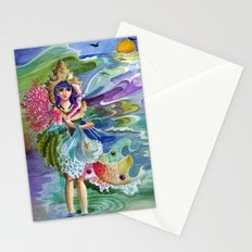 Soul of the Sea -Marina Stationery Cards