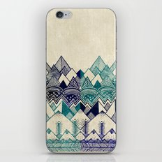 Two Worlds iPhone & iPod Skin