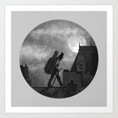Rooftoppers - Chapter 27  Art Print
