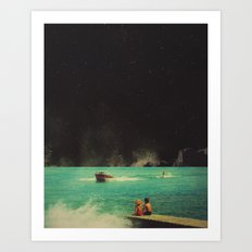 Thassos Art Print