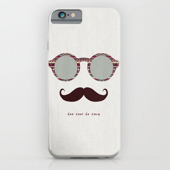je m'en fous #2 iPhone & iPod Case