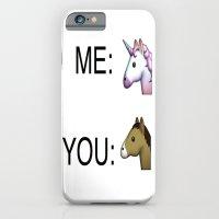 Unicorn fever iPhone 6 Slim Case