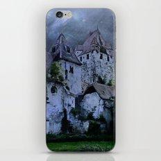 Darkness Halloween Castle iPhone & iPod Skin