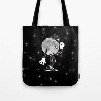 MoonWalk Tote Bag