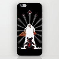 Teddy Dimension iPhone & iPod Skin
