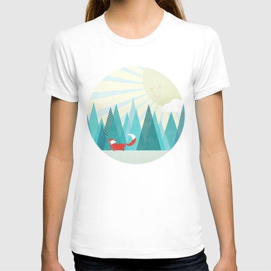 Winter's Over T-shirt