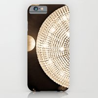 iPhone & iPod Case featuring Party Lights by Jenn Burden
