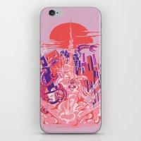 Smash! Zap!! Zooom!! - B… iPhone & iPod Skin