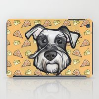 Peter loves pizza and cheese iPad Case