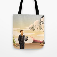 Breaking Bad: Walter's Adversaries  Tote Bag