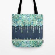 Art Deco Double Drop In … Tote Bag