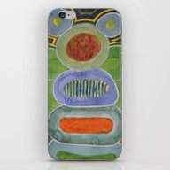 The Filled Caterpillar iPhone & iPod Skin