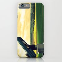 iPhone & iPod Case featuring Overlooking the battlefield by Danielle W