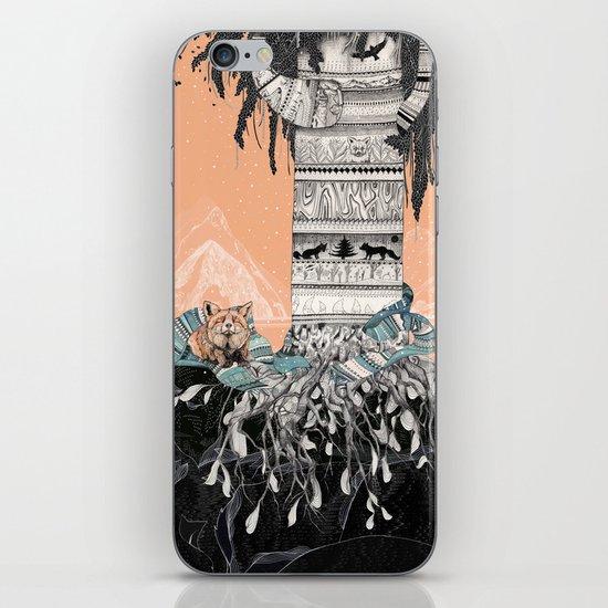 Fox Tree iPhone & iPod Skin