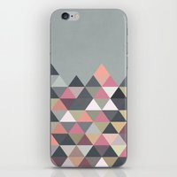 Nordic Combination 13 iPhone & iPod Skin