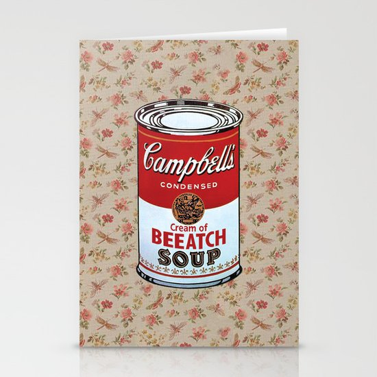 soup Stationery Card