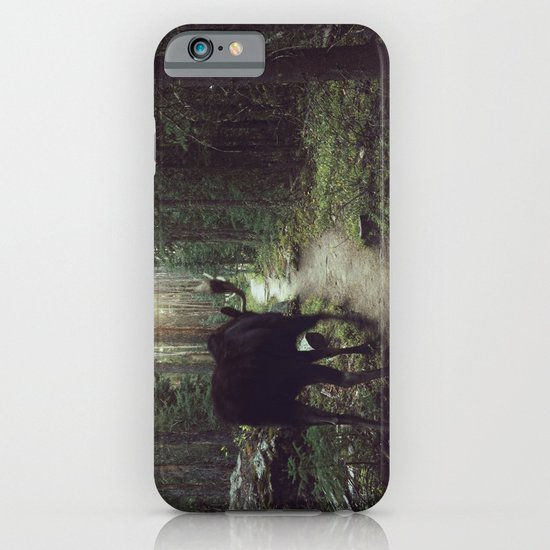 Trail Moose iPhone & iPod Case
