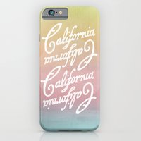 california iPhone & iPod Case